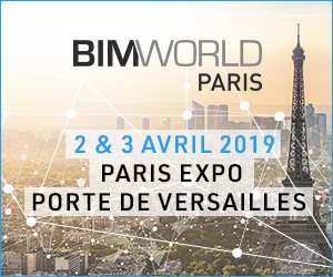 BIM World Paris 2019