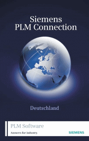 SIEMENS PLM Connection Deutschland 2019