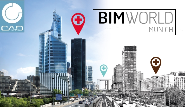 BIM WORLD MUNICH 2019