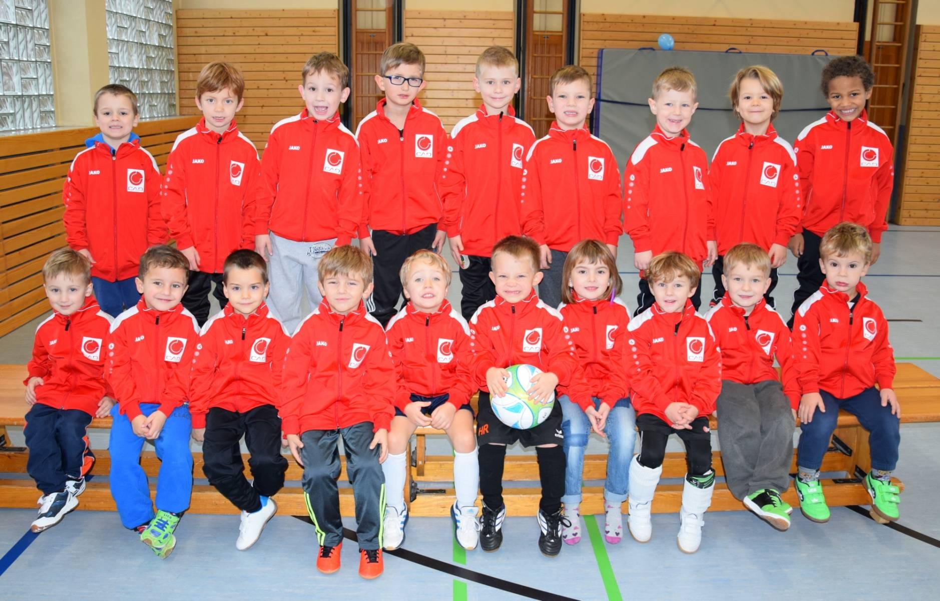 CADENAS sponsert TSV Welden
