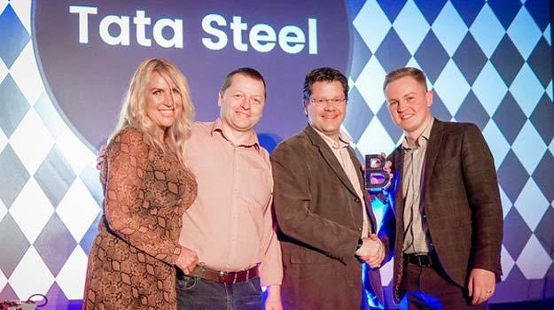 BIM Award für Tata Steel